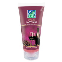 Asta Berry Wine Face Wash
