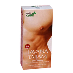 Ayu Care Lavana Tailam Slimming Oil
