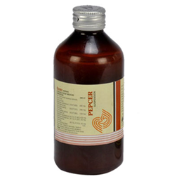Ayulabs Pepcer Suspension Syrup