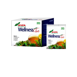 Ayusya Wellness Herbal Tea