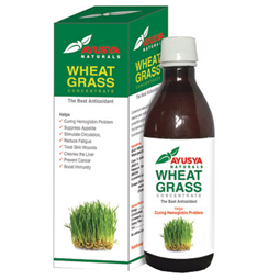 Ayusya Wheatgrass Juice