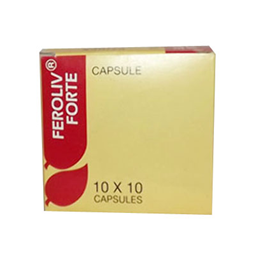 Ban Labs Ferolive Fort Capsules