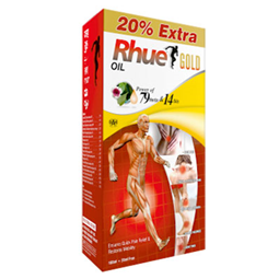 Ban Labs Rhue Gold Oil