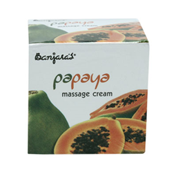 Banjaras Papaya Massage Cream