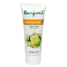 Banjaras Summer Glow Face Pack (Wet Form)