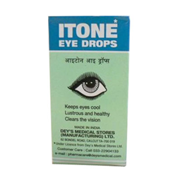Deys Itone Eyes Drops