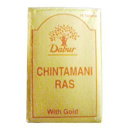 Dabur Chintamani Ras (Gold)