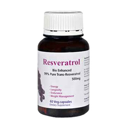 Food Science Trans Resveratrol 500 Mg (60 Vcaps)