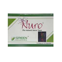 Green Remedies Nuro Capsules