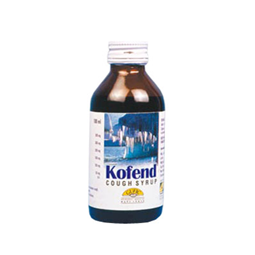 Gufic Kofend Cough Syrup