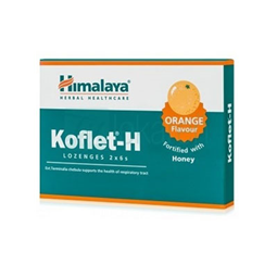 Himalaya Koflet - H Lozenges (OR)