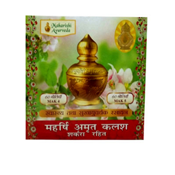 Maharishi Amrit Kalash Dual Pack Tablets (MAK4 & MAK5)