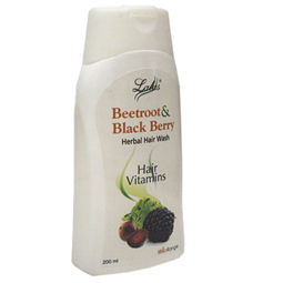 Lalas Beetroot & Blackberry Hair Wash (Shampoo)