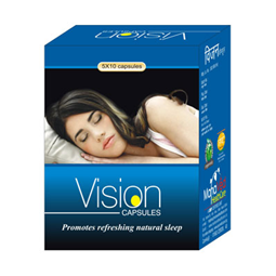 Mahaved Vision Capsules