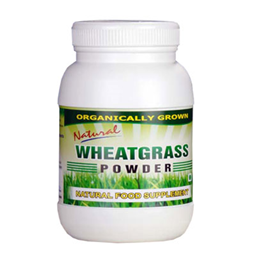 Natural Wheatgrass Powder