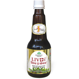 Organic India Liv+Care Syrup