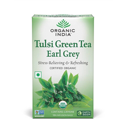 Tulsi Green Tea Earl Grey