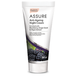 ASSURE ANTI AGEING NIGHT CREAM