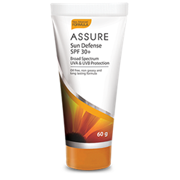 ASSURE SUN DEFENSE SPF 30+