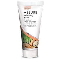 ASSURE EXFOLIATING FACE SCRUB