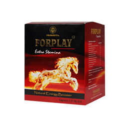 Prakruti Forplay Capsules
