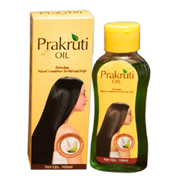 Prakruti Hair Oil