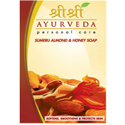 Sri Sri Almond & Honey Soap