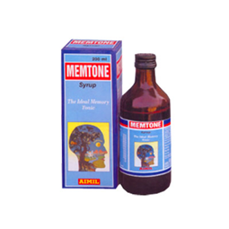 Memtone Syrup(Glass)