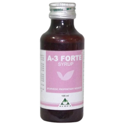 A3 Forte Syrup